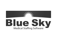 Blue Sky Medical Staffing Software